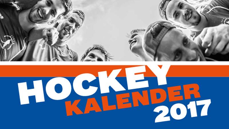 Der Hockeykalender 2017 ist da!