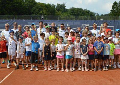 Tenniscamps 2016