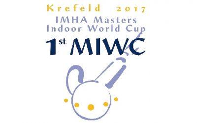 Bettina Roth bei Masters Indoor Hockey World Cup für Deutschland dabei