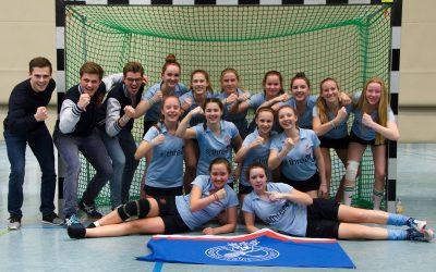 Mädchen A bei den Deutschen Meisterschaften