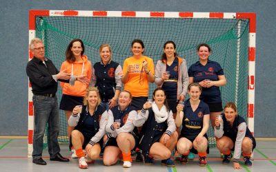 2. Damen des WTHC steigen in der Halle in die 2. Verbandsliga auf