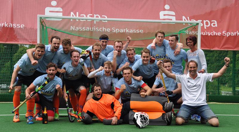 Der WTHC auf hockey.de: Kreativität bei der Spielersuche: Job-Börse und EBS-Stipendium