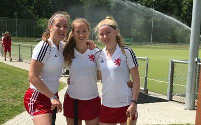 Hessenschild Vorrunde 2017 – 4 WTHC-Mädchen sind mit dabei