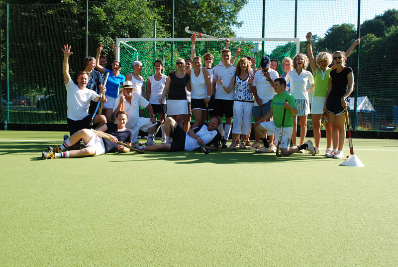 15. Hockey meets Tennnis am 17. September um 14 Uhr