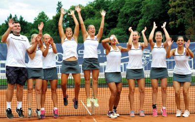 Tennis-Damen: Klassenerhalt gesichert