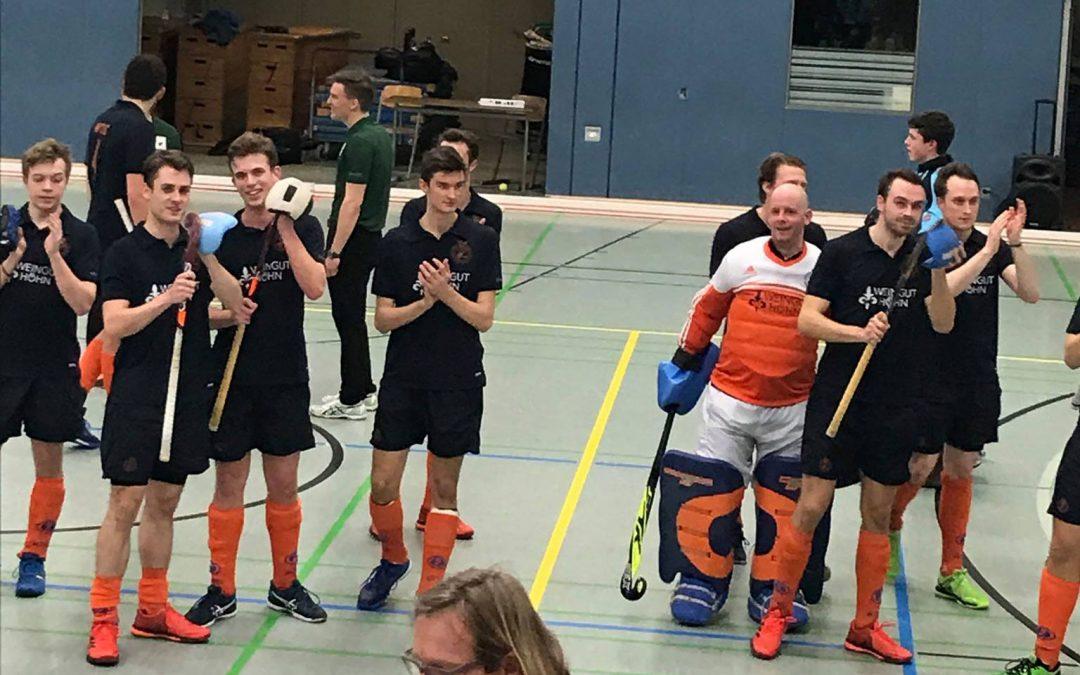 Hockeyherren schaffen den Aufstieg in die 1. Regionalliga