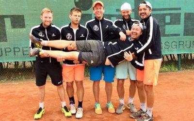 Unsere Herren 30: die erste Tennis-Bundesliga-Mannschaft im WTHC!