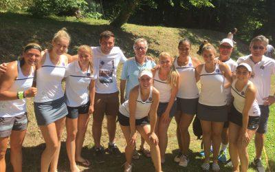 Tennis – Damen starten mit Auftaktsieg in die Hessenliga