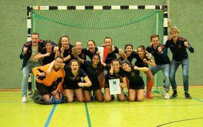 Mädchen A sind Hessenmeister  Hallensaison 2019/2020
