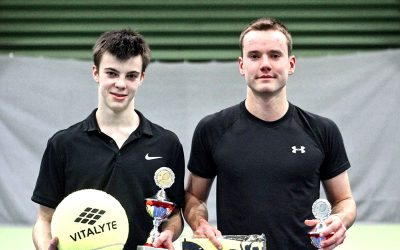 Zwei Titelgewinne bei den Hallen-Jugendbezirksmeisterschaften Winter 2020