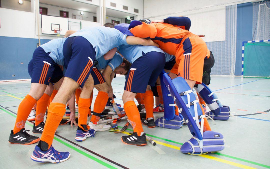 1. Hockeyherren schaffen den Aufstieg in die 2. Bundesliga