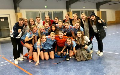 Aufstieg der 1. Damen in die 1. Regionalliga