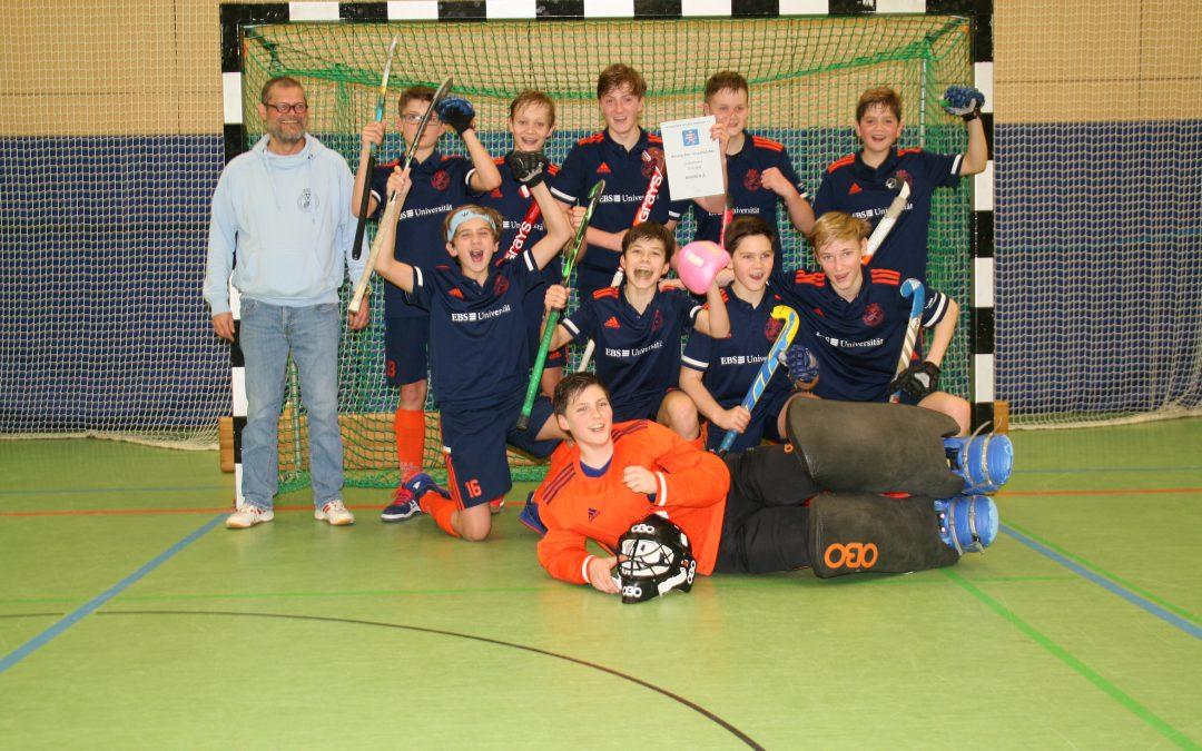 WTHC mit 4 Mannschaften bei den Süddeutschen Meisterschaften dabei