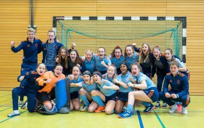 Mädchen A für Deutsche Meisterschaft qualifiziert
