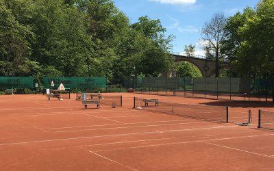 Tennis ab 9. Mai unter Auflagen wieder möglich