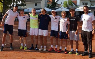 U18-Junioren des WTHC gewinnen die Hessenmeisterschaft