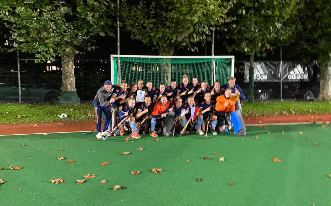 wU18 wird in spannendem Herzschlagfinale Hessenmeister